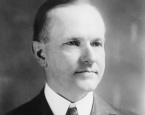 Two Lessons from Calvin Coolidge