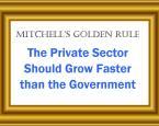 The Golden Rule of Spending Restraint