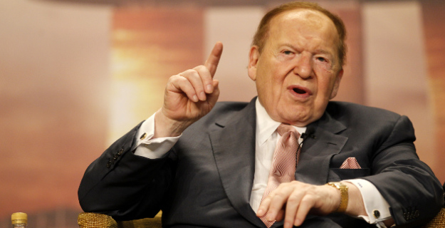 Will Republicans Do the Bidding of a Las Vegas Billionaire?