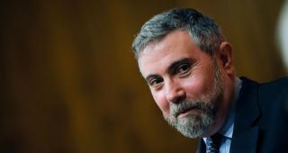 Paul Krugman Beclowns Himself…Again