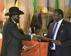 Stumbling Toward Peace in South Sudan