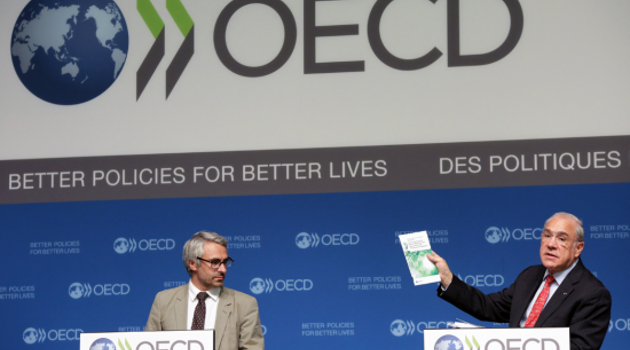 True to Form, the Paris-Based OECD Urges More Class-Warfare Tax Hikes and Big Expansions of the Welfare State