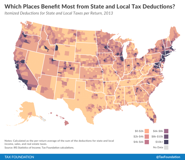 Tax Rates, Itemized Deductions, and the Win-Win of Real ...