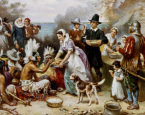 Thanksgiving and Redistributionism