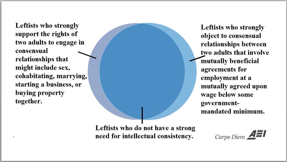 Everything You Need To Know About Libertarianism In A Venn Diagram