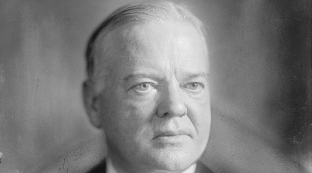 Ranking Presidents on Economic Policy: The Suffocating Statism of Herbert Hoover