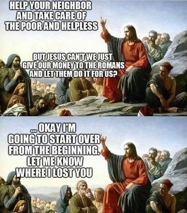 Libertarian Jesus III