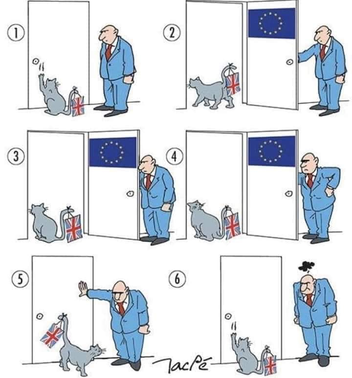 Uk Election Week Part Iv A Final Edition Of Brexit Humor Hopefully